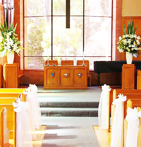 church wedding tips and tricks
