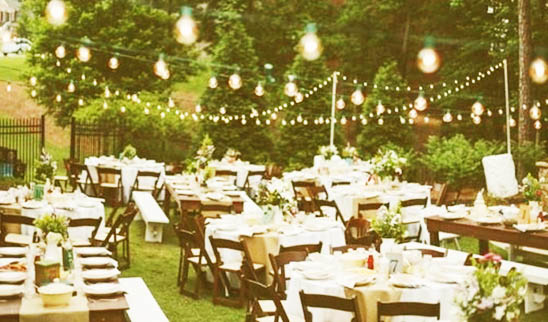 Great Ideas For Your Potluck Wedding Reception Prestige Wedding