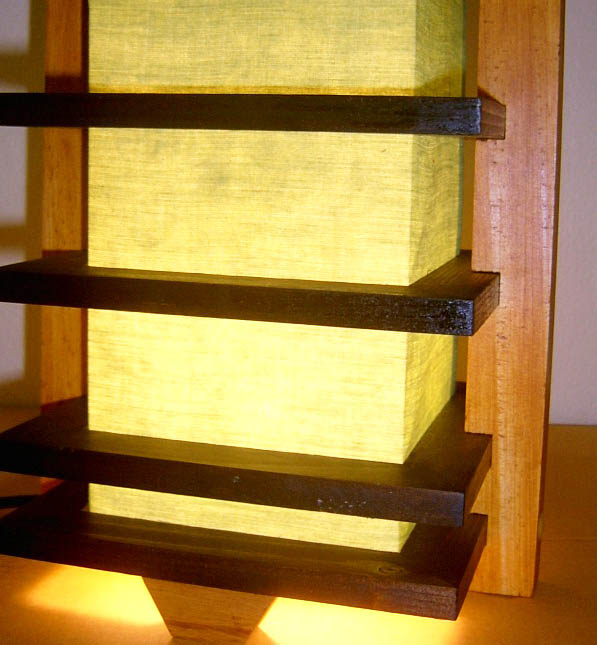 Mulberry Paper Lamp
